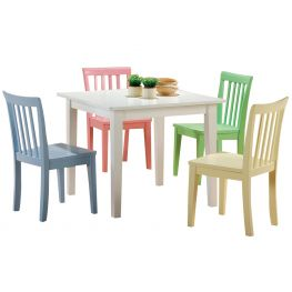 Platte 5Pc Youth Dining Set