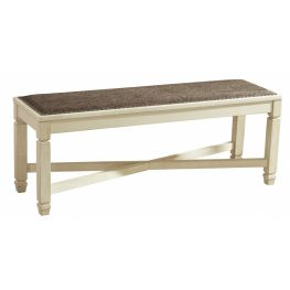 Kelso Large Uph Dining Bench