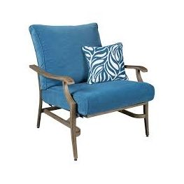 Presley Outdoor Motion Lounge Chair