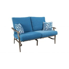Presley Outdoor Motion Loveseat