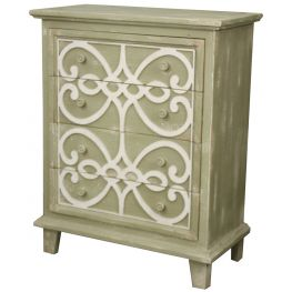 Lotis 4 Drawer Chest