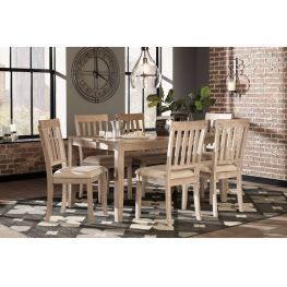 Sedalia Dining Room Table Set (7/Cn)