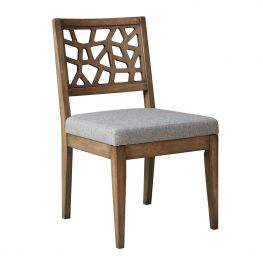 Crackle Dining Chair