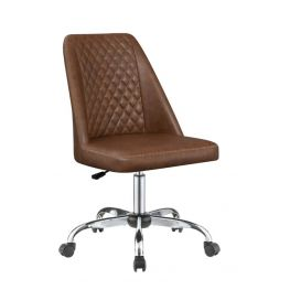 Fayette Brown Office Chair