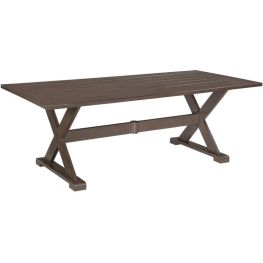 Lacey Outdoor Rect Dining Table