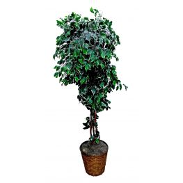 6.5'  Weeping Artificial Tree