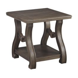 Tanobay Square End Table
