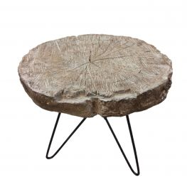 Frederick Round End Table