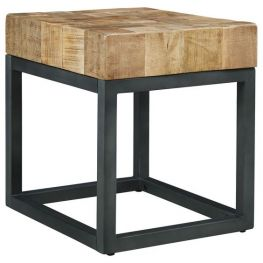 Burtch End Table