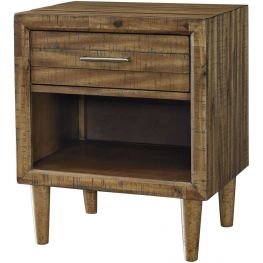 Kalama One Drawer Nightstand