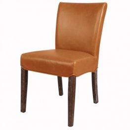 Beverly Vintage Carmel Dining Chair