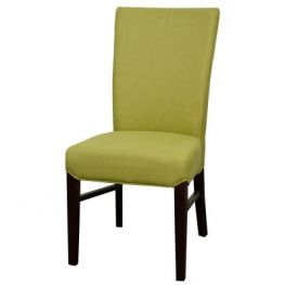 Milton Lime Fabric Chair
