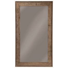 Plume Brown Mirror